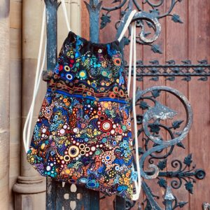 Barcelona, Backpack